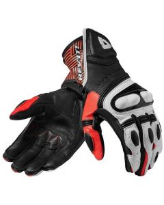 REV'IT Metis Gloves Black/Red
