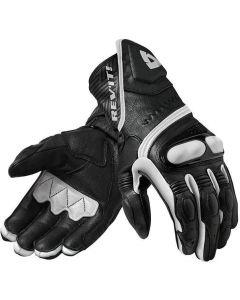 REV'IT Metis Gloves Black/White