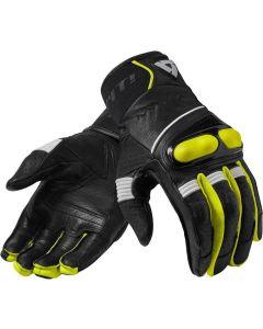 REV'IT Hyperion Gloves Black/Neon Yellow