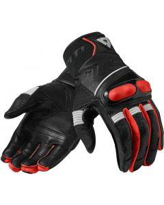 REV'IT Hyperion Gloves Black/Neon Red