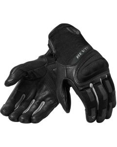 REV'IT Striker 3 Gloves Silver/Black