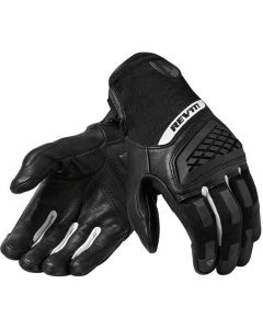 REV'IT Neutron 3 Gloves Black/White