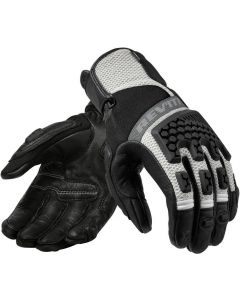 REV'IT Sand 3 Ladies Gloves Black/Silver