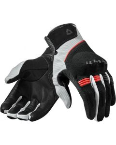 REV'IT Mosca Gloves Black/Red