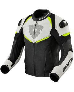 REV'IT Convex Jacket Black/Neon Yellow