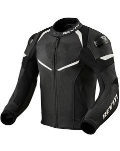 REV'IT Convex Jacket Black/White