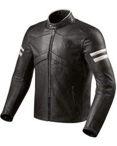 REV'IT Prometheus Jacket Black/White