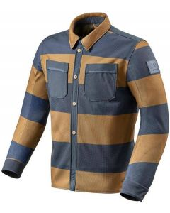 REV'IT Tracer Air Shirt Brown/Blue