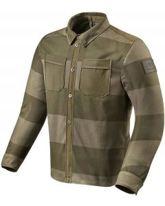 REV'IT Tracer Air Shirt Green/Green