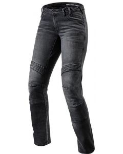REV'IT Moto Ladies Jeans Black