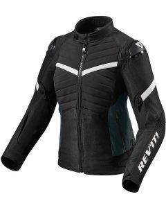 REV'IT Arc H2O Ladies Jacket Black/White