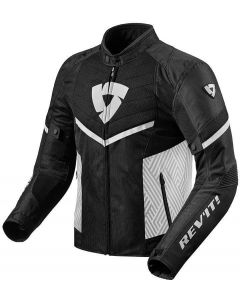REV'IT Arc Air Jacket Black/White