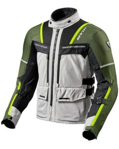 REV'IT Offtrack Jacket Silver/Green