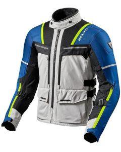 REV'IT Offtrack Jacket Silver/Blue