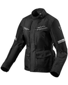REV'IT Outback 3 Ladies Jacket Black/Silver