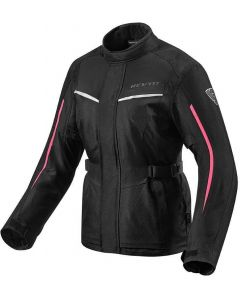 REV'IT Voltiac 2 Ladies Jacket Black/Fuchsia