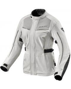 REV'IT Voltiac 2 Ladies Jacket Silver/Black