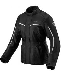 REV'IT Voltiac 2 Ladies Jacket Black/Silver