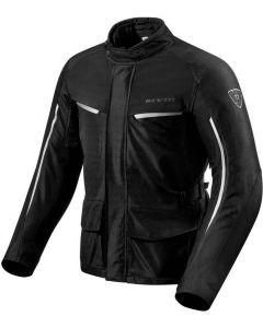 REV'IT Voltiac 2 Jacket Black/Silver