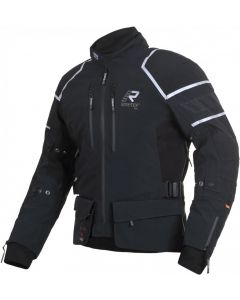 Rukka Exegal Jacket Black/Grey 990