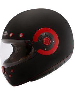 SMK Eldorado Matt Black/Red 130