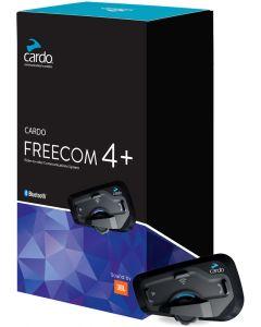 Cardo Freecom 4 Plus Twin Pack