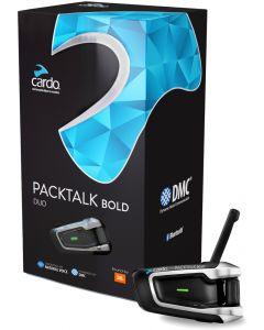 Cardo Packtalk Bold JBL Twin Pack