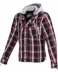 Macna Shirt Westcoast Forest Red 132