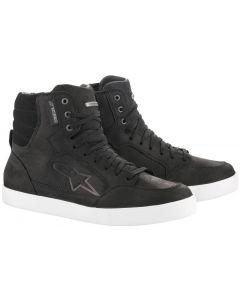 Alpinestars J-6 Waterproof Shoes Black/White 12