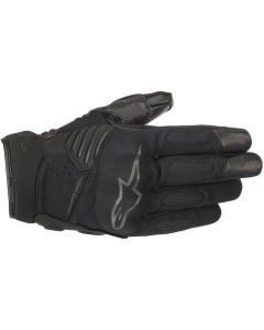 Alpinestars Faster Gloves Black/Black 1100