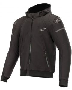 Alpinestars Sektor Tech Hoodie Black Charcoal 103