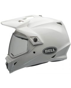 BELL MX-9 MIPS Adventure Gloss White