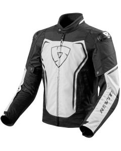 REV'IT Vertex TL Jacket White/Black