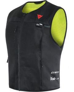 Dainese Smart Jacket Lady Black/Fluo Yellow 620