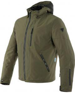 Dainese Mayfair D-Dry Jacket Black/Grape-Leaf/Grape-Leaf 70C