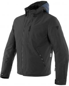Dainese Mayfair D-Dry Jacket Ebony/Black/Black 68C