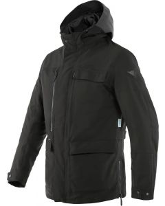 Dainese Milano D-Dry Jacket Ebony/Black/Black 68C