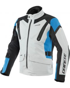 Dainese Tonale D-Dry Jacket Glacier-Gray/Performance-Blue/Black 65C