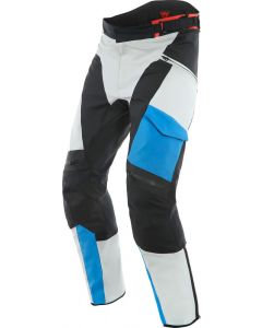 Dainese Tonale D-Dry Pants Glacier-Gray/Performance-Blue/Black 65C