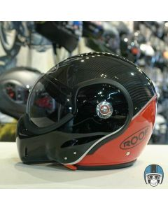 ROOF RO9 Boxxer Carbon Red