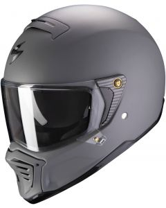 Scorpion EXO-HX1 Solid Matt Cement Grey