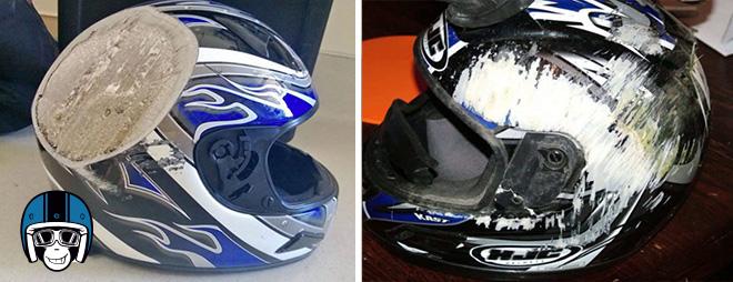 waarom je altijd een helm moet dragen