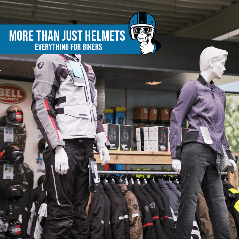 Motorcycle clothing Eibergen
